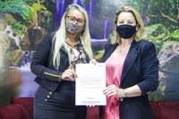 Vereadora Márcia Socorristas Animais consegue R$ 1 milhão para saúde através de emenda parlamentar.