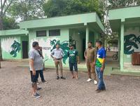 Vereador Edevaldo Neves, esteve visitando o Parque Circuito de Porto Velho, para tratar sobre as melhorias que podem ser feitas no local.