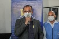 Vereador Paulo Tico participar da entrega da reforma da Unidade de Saúde da Família Ernandes Índio em Porto Velho