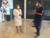Vereadora Márcia Socorristas Animais prestigia inauguração de clínica veterinária